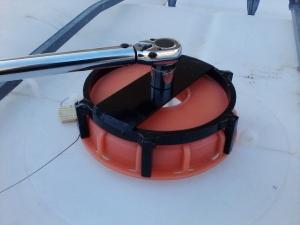 Socket Attachment for IBC tote