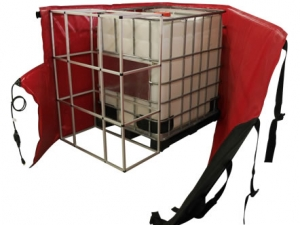 IBC DEF Tote Blanket System